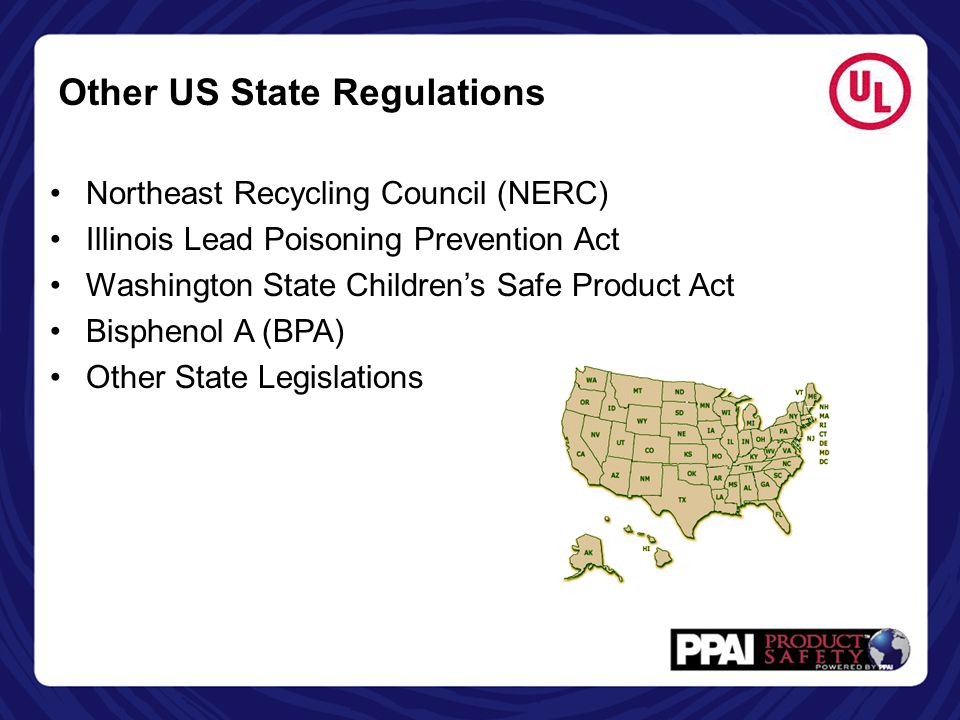 Other US State Regulations