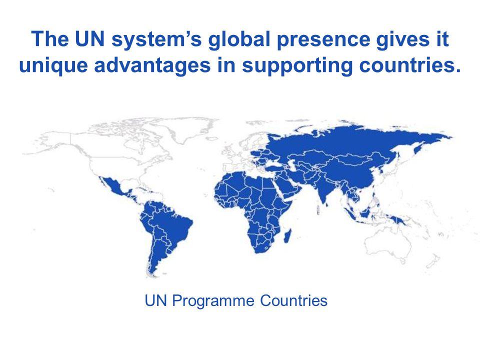 UN Programme Countries