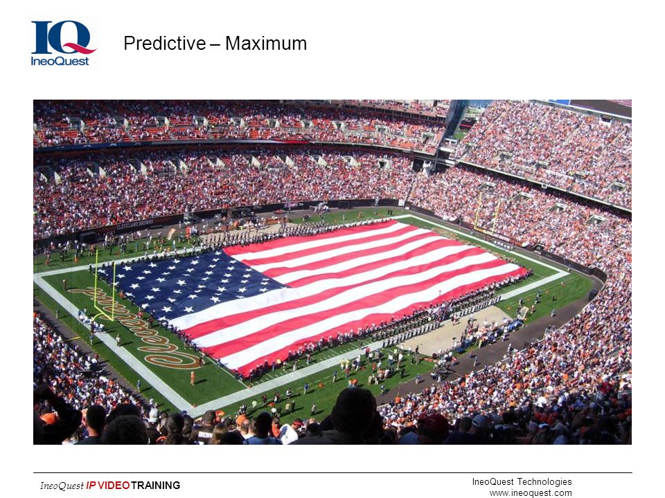Predictive – Maximum