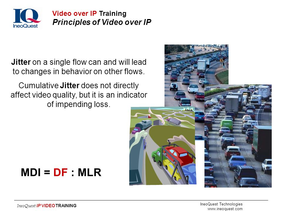 Video over IP Training Principles of Video over IP