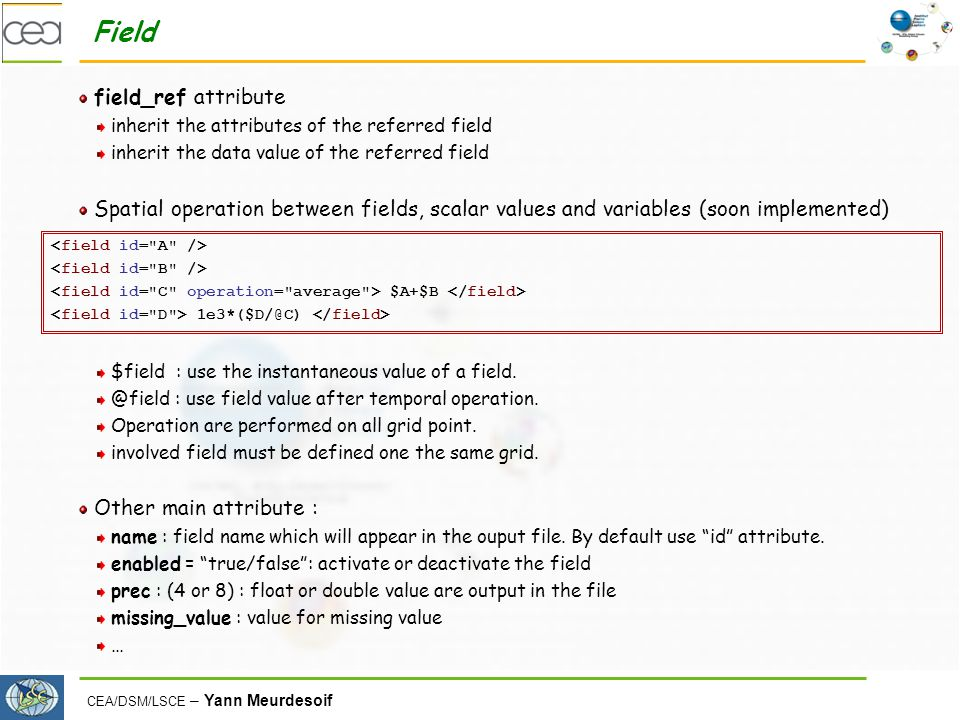 Field field_ref attribute
