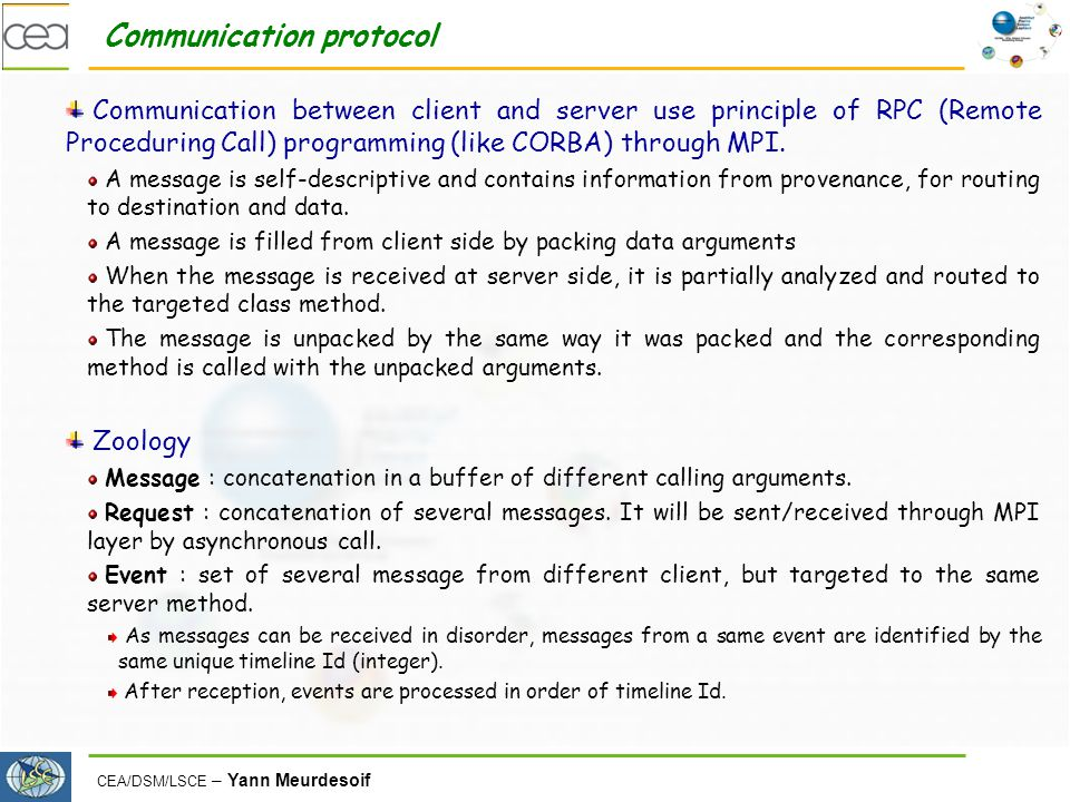 Communication protocol