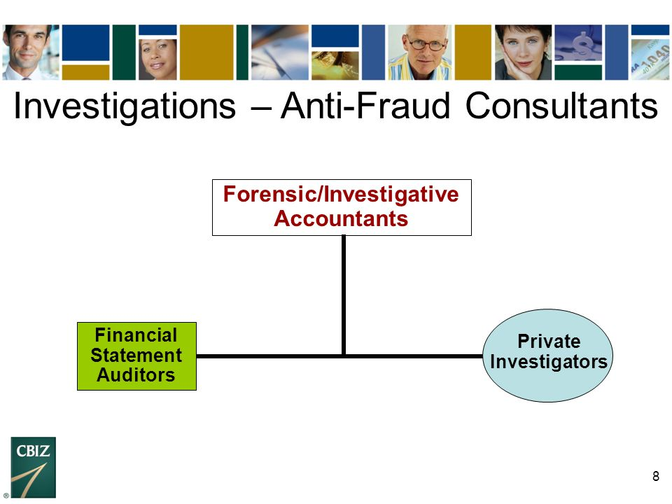 Investigations – Anti-Fraud Consultants