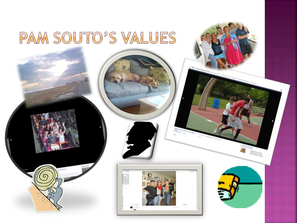 Pam Souto's Values