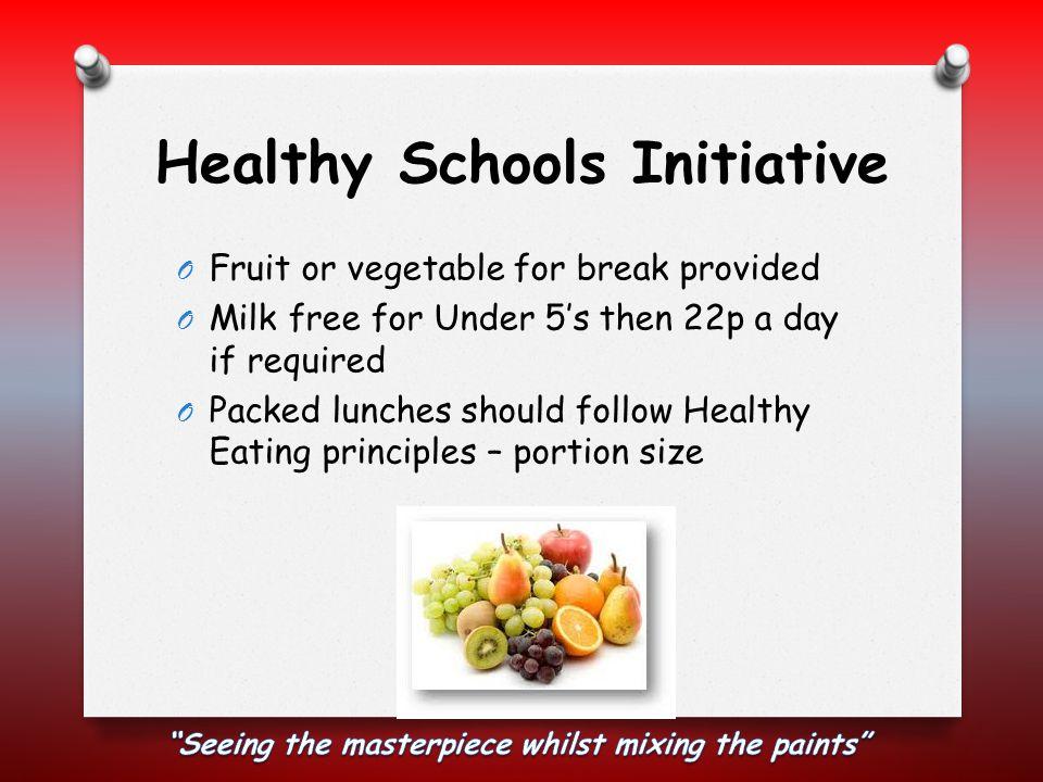 Healthy Schools Initiative