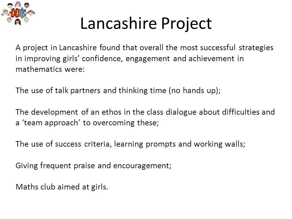 Lancashire Project