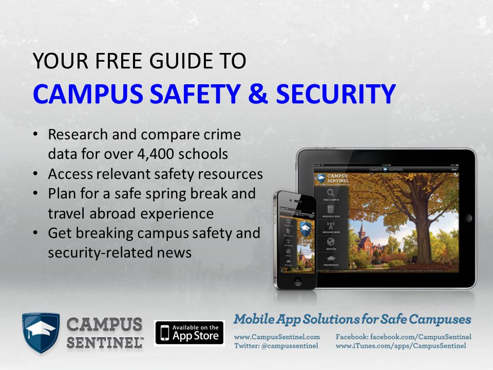 CAMPUS SAFETY & SECURITY