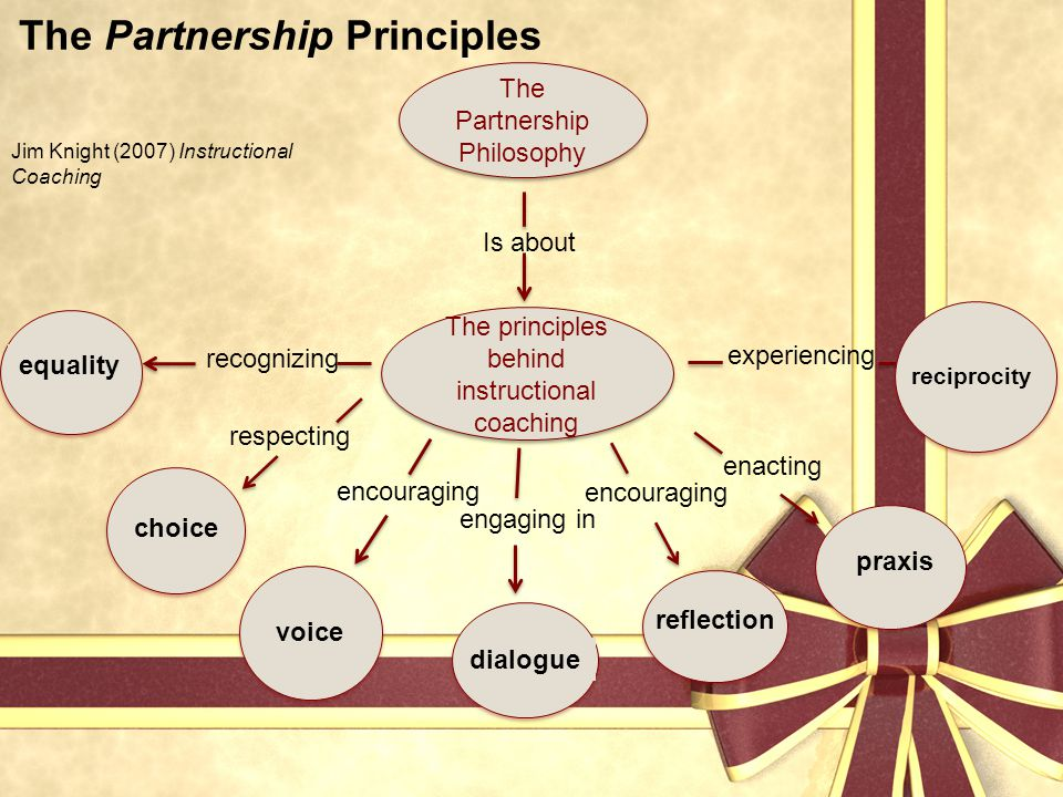 The Partnership Principles