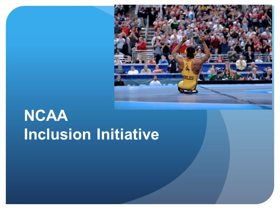 NCAA Inclusion Initiative