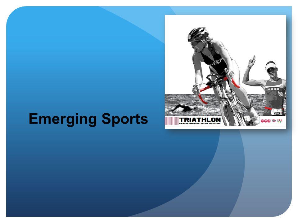 Emerging Sports