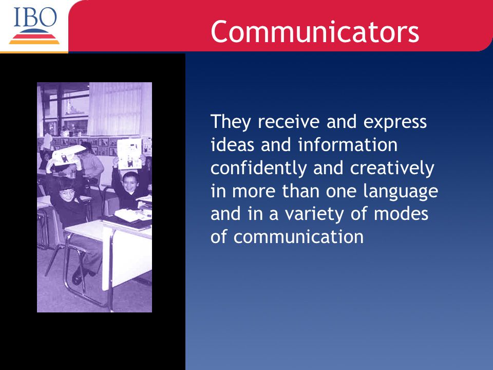 Communicators