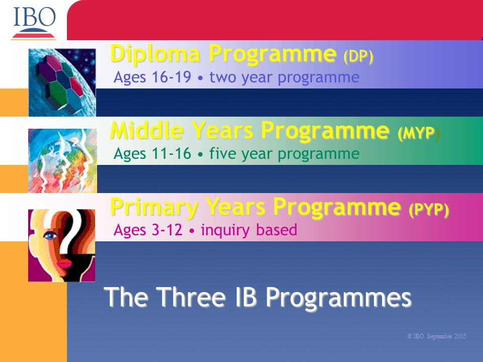 Middle Years Programme (MYP)