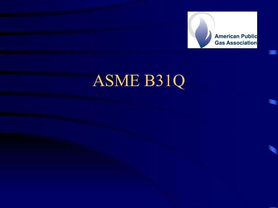 ASME B31Q