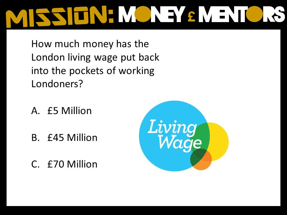How much money has the London living wage put back into the pockets of working Londoners