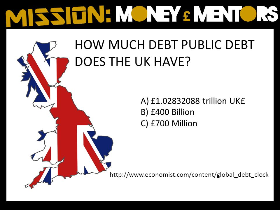 HOW MUCH DEBT PUBLIC DEBT DOES THE UK HAVE