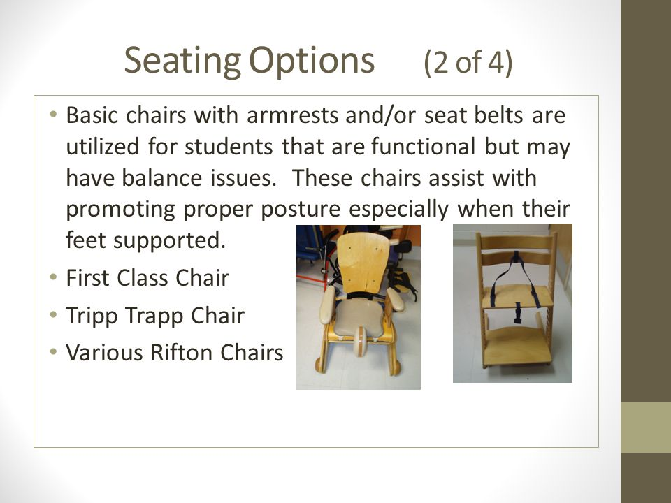 Seating Options (2 of 4)
