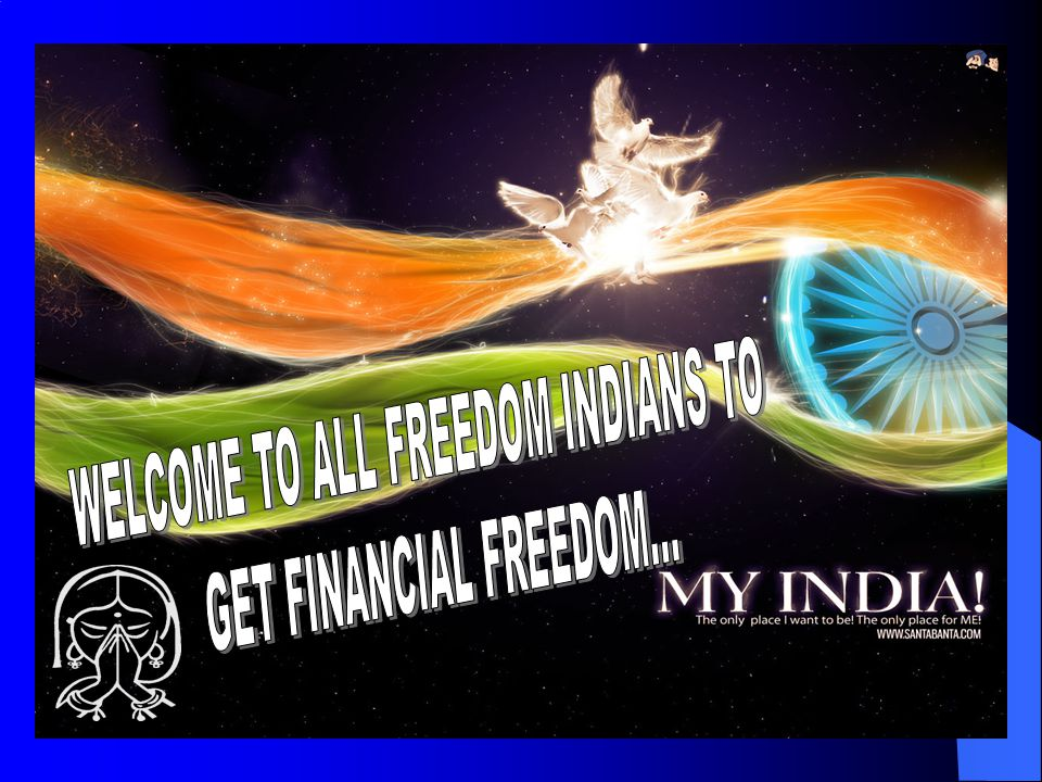 WELCOME TO ALL FREEDOM INDIANS TO