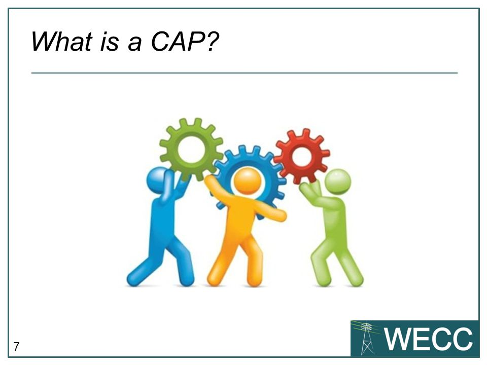 What is a CAP