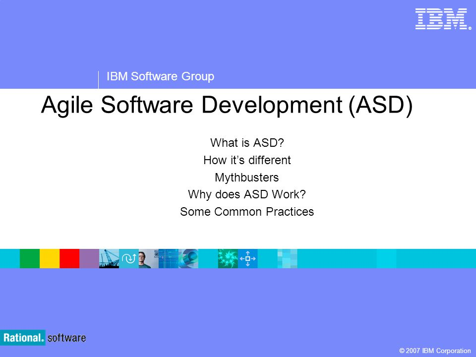 Agile Software Development (ASD)