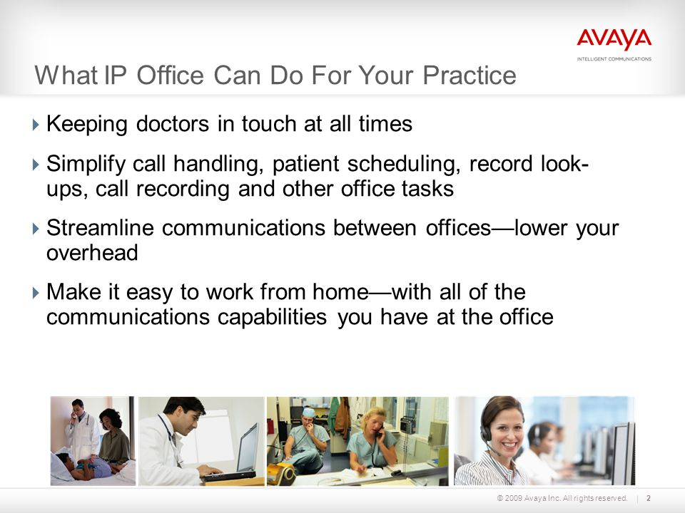 What IP Office Can Do For Your Practice