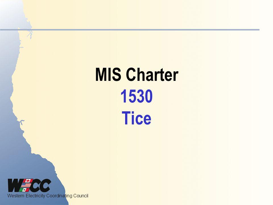 MIS Charter 1530 Tice