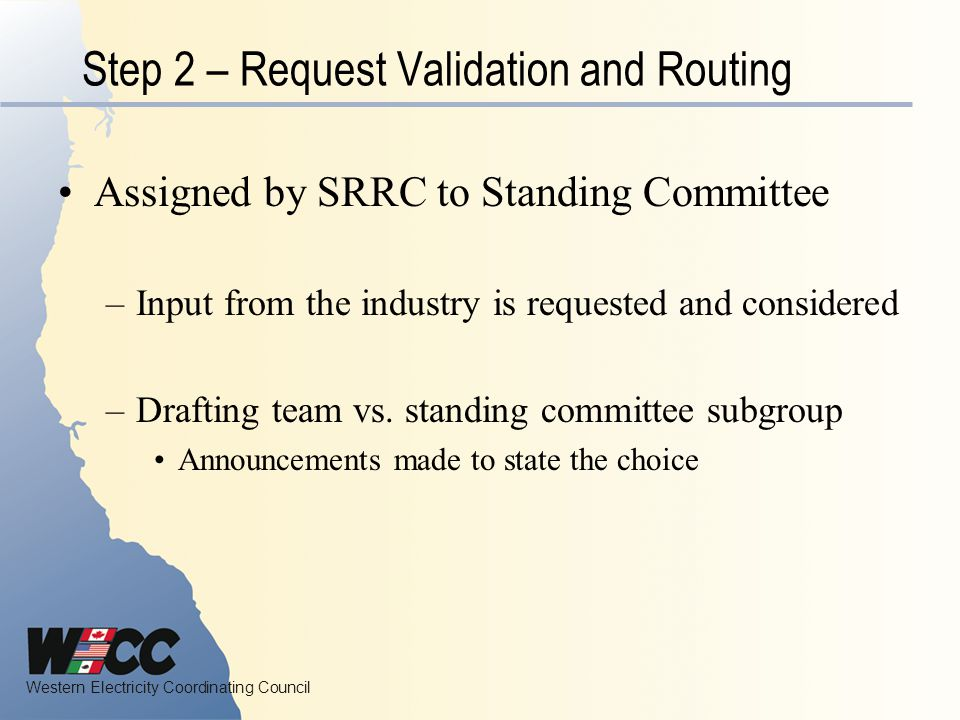 Step 2 – Request Validation and Routing