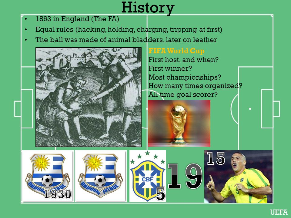 19 5 15 History 1930 1863 in England (The FA)