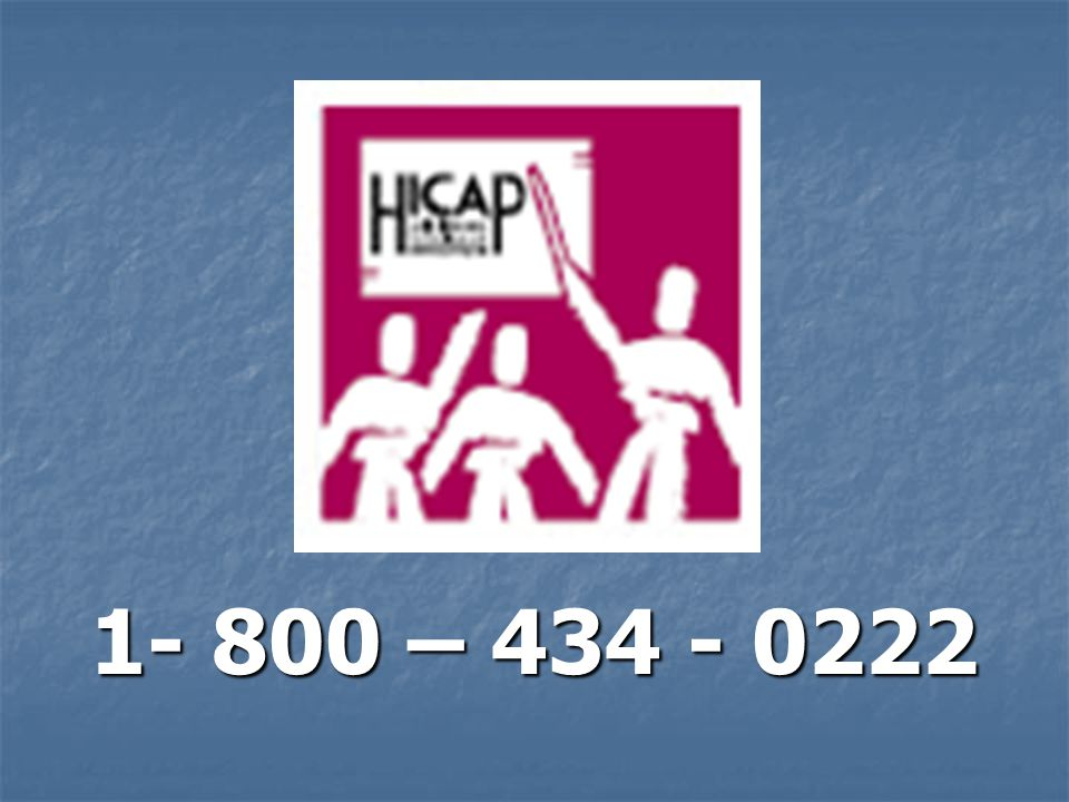 1- 800 – 434 - 0222