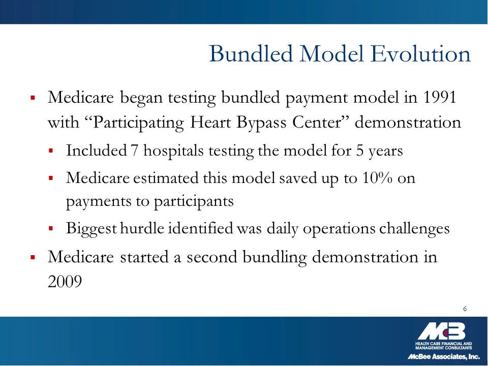 Bundled Model Evolution