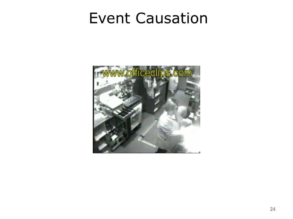 Event Causation