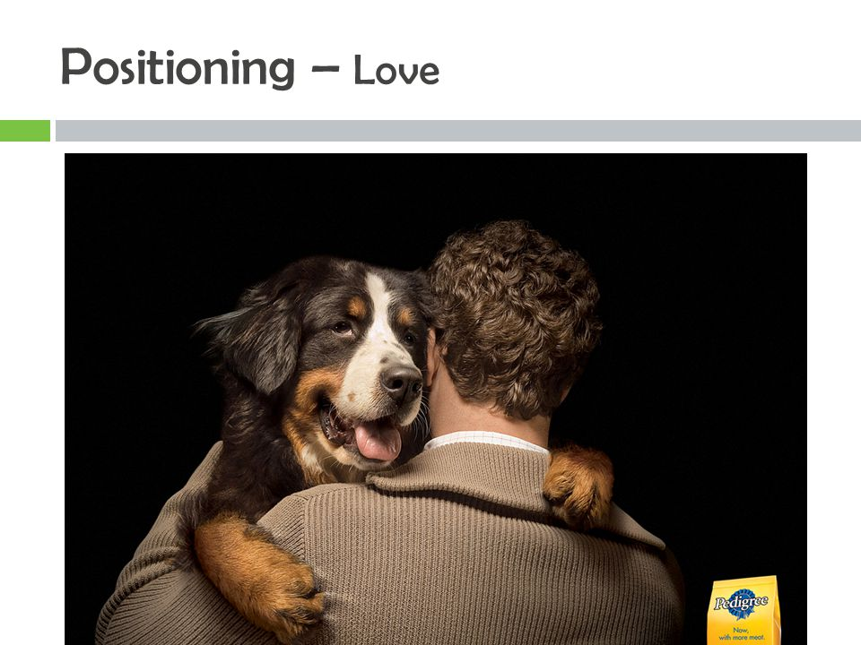 Positioning – Love