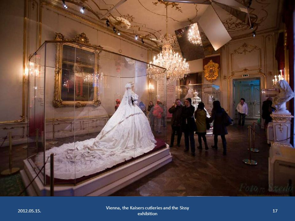 Vienna, the Kaisers cutleries and the Sissy exhibition