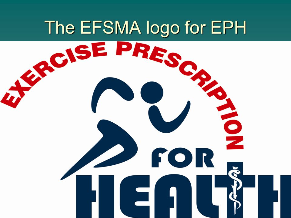 The EFSMA logo for EPH