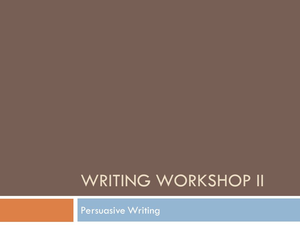 persuasive writing workshop Eventbrite - ucd smurfit school programme office presents persuasive writing workshop 2 october - monday, 2 october 2017 at.