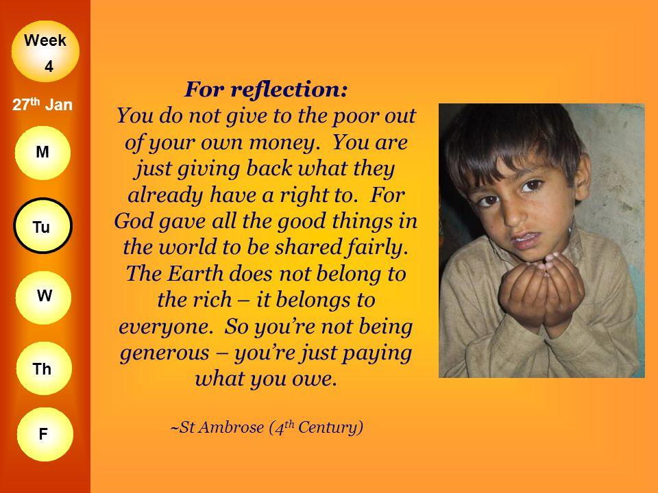 ~St Ambrose (4th Century)