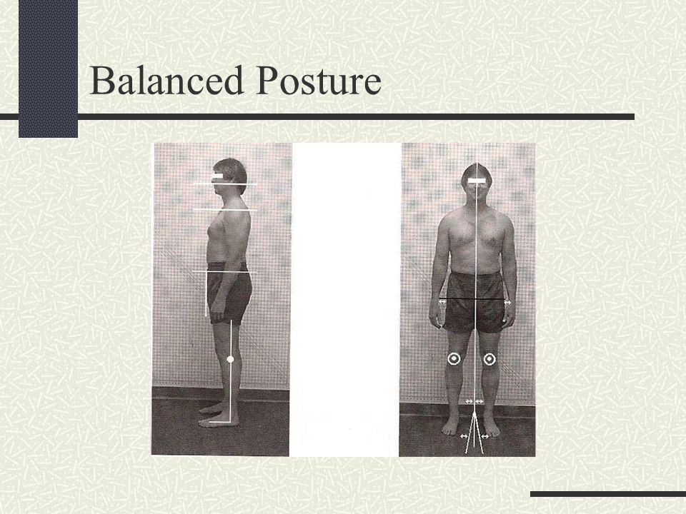 Balanced Posture