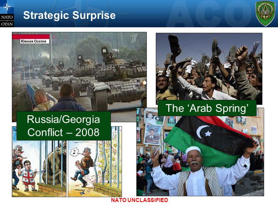 Russia/Georgia Conflict – 2008