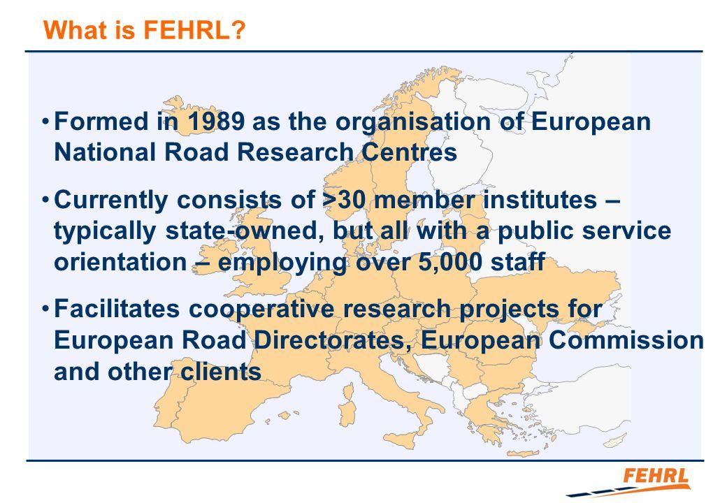 Members and Associates of FEHRL