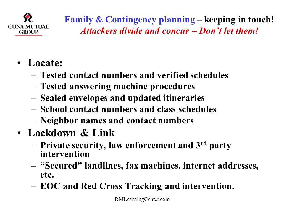 Locate: Lockdown & Link