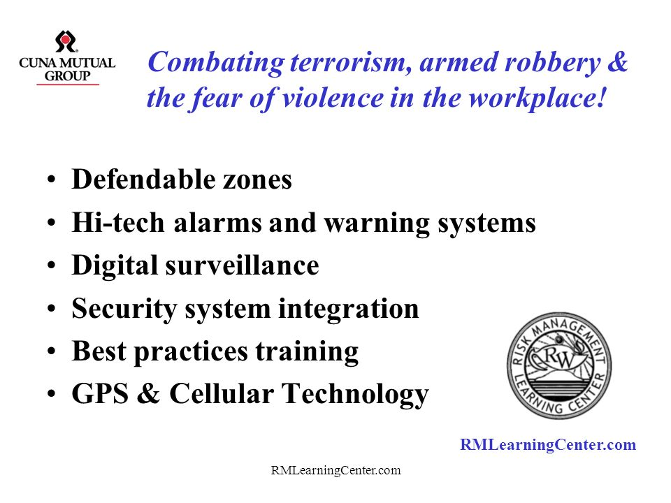 Hi-tech alarms and warning systems Digital surveillance