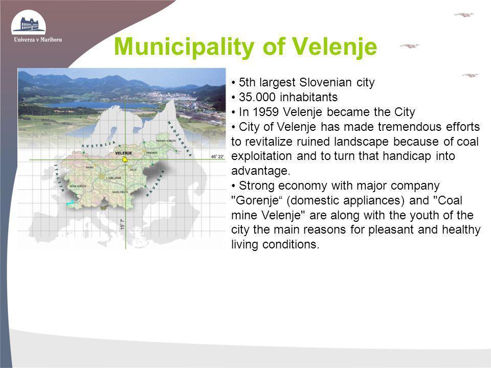 Municipality of Velenje