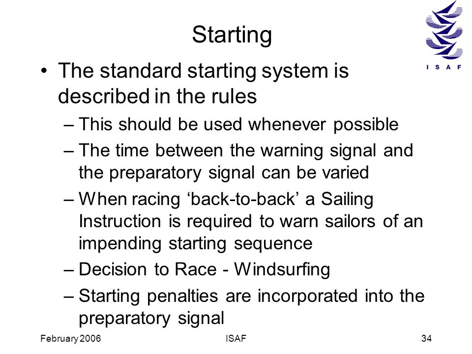 Starting The standard starting system is described in the rules