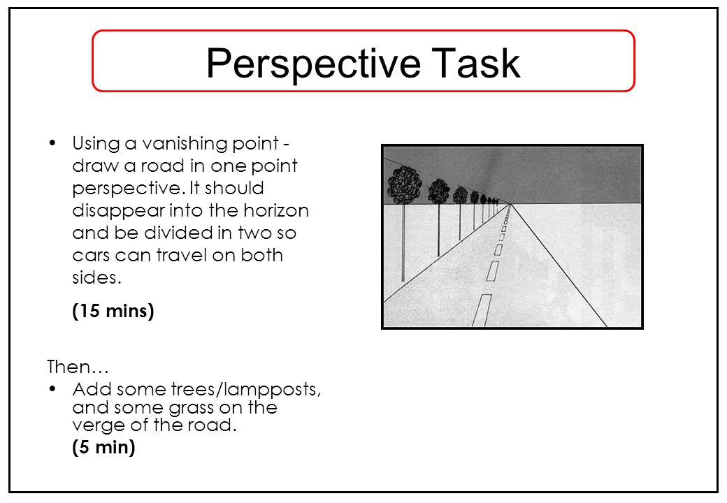 Perspective Task