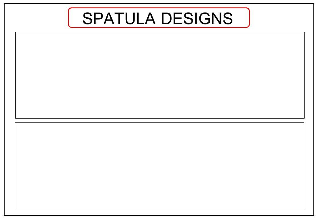 SPATULA DESIGNS