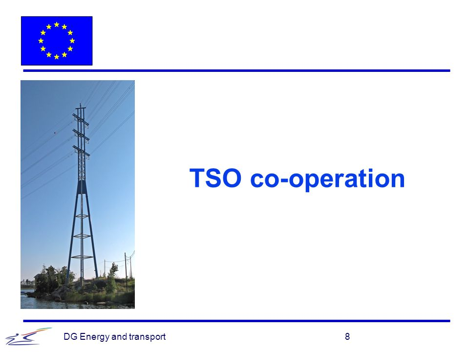 TSO co-operation