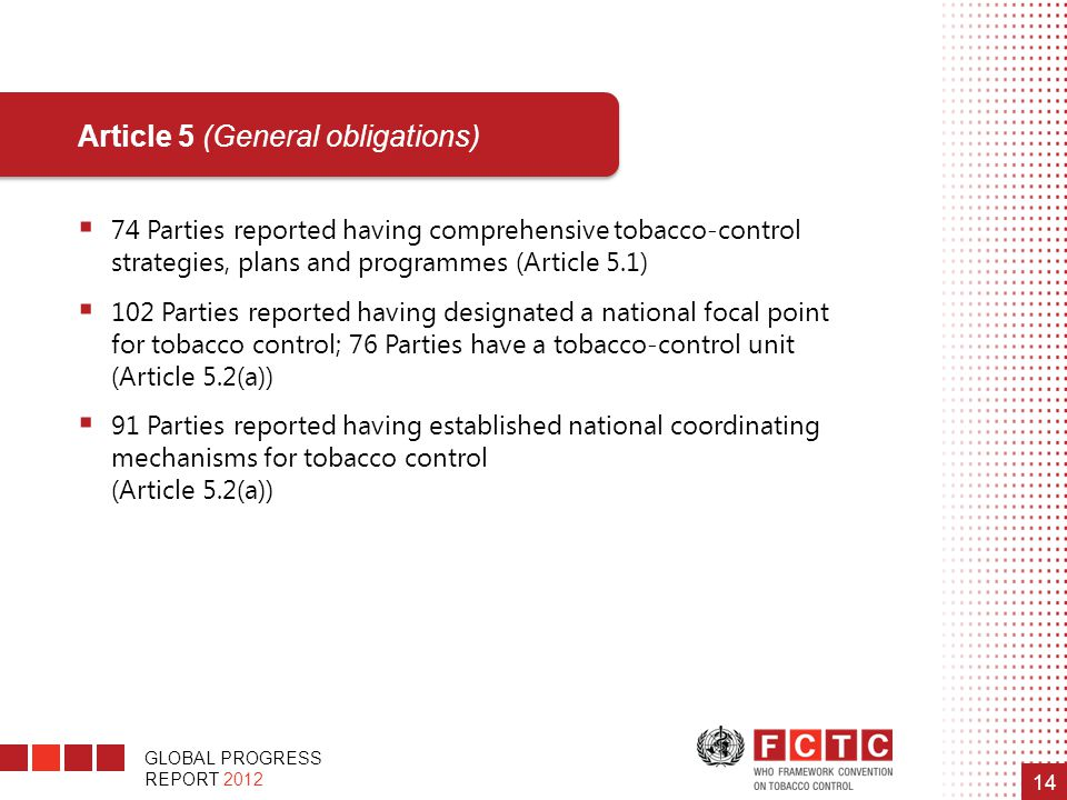 Article 5 (General obligations)