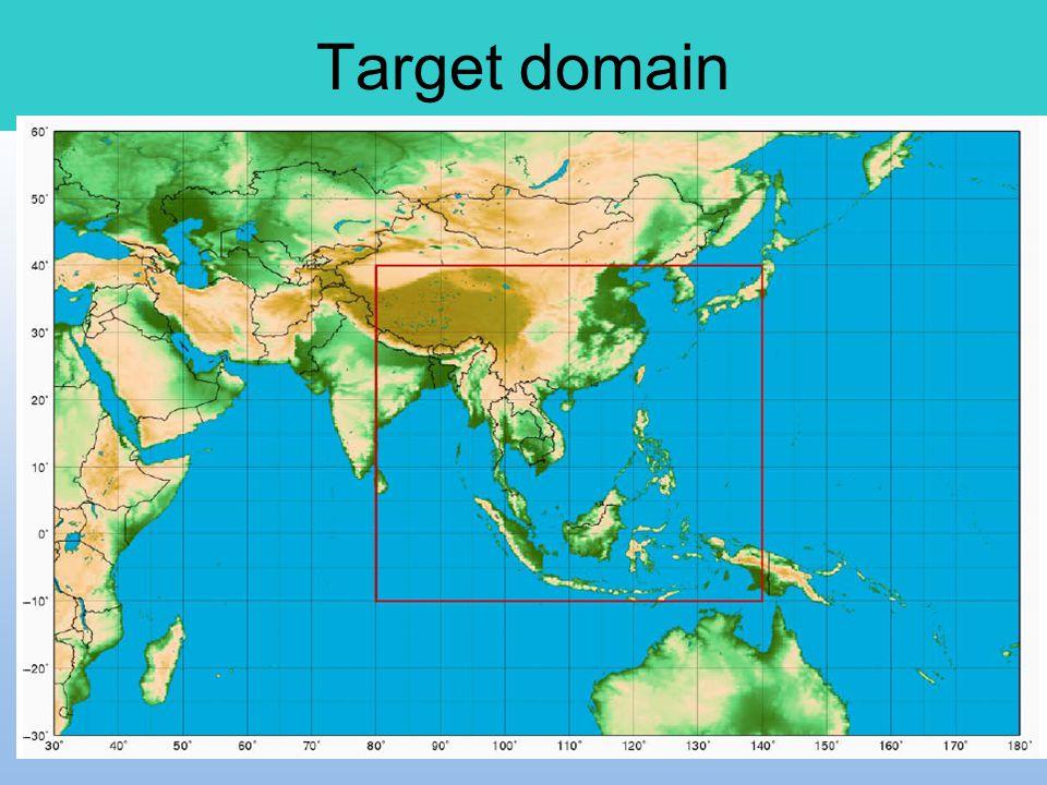 Target domain
