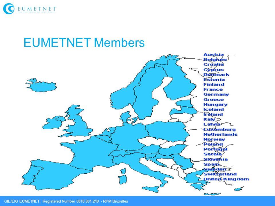 EUMETNET Members