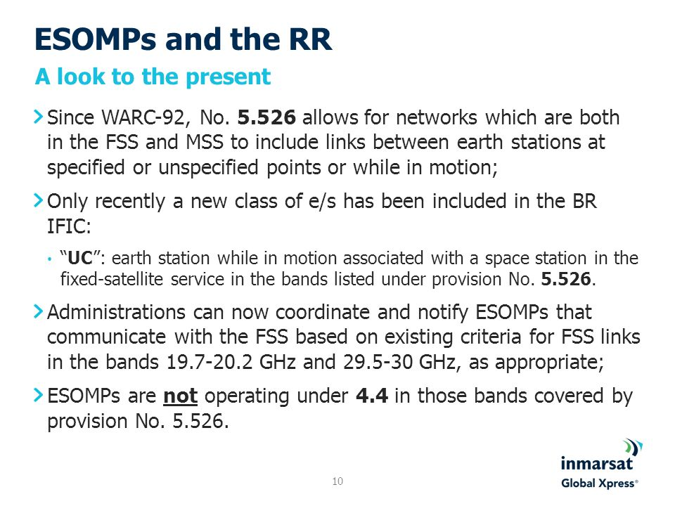ESOMPs and the RR A look to the present