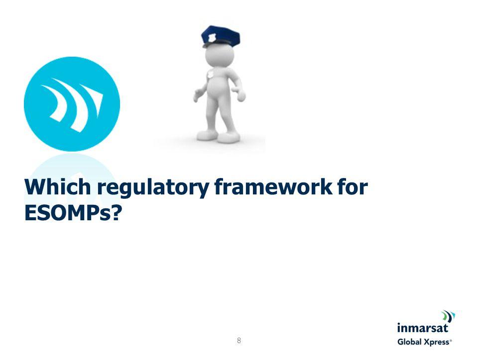 Which regulatory framework for ESOMPs